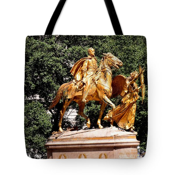 Tote Bag featuring the photograph God's Protection by Luther Fine Art