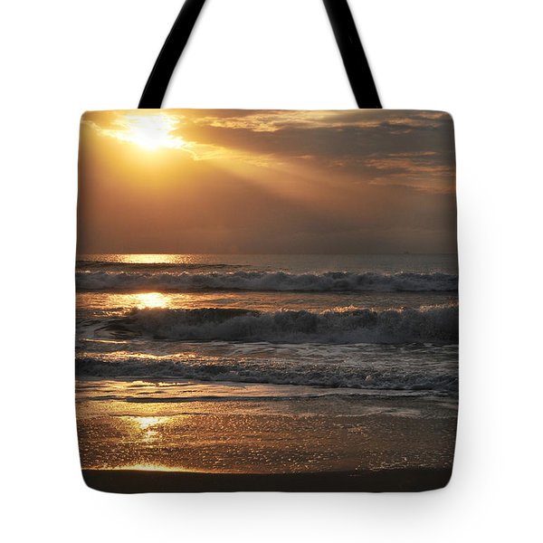 God's Rays Tote Bag