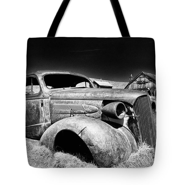 Goin' Nowhere Tote Bag by Cat Connor