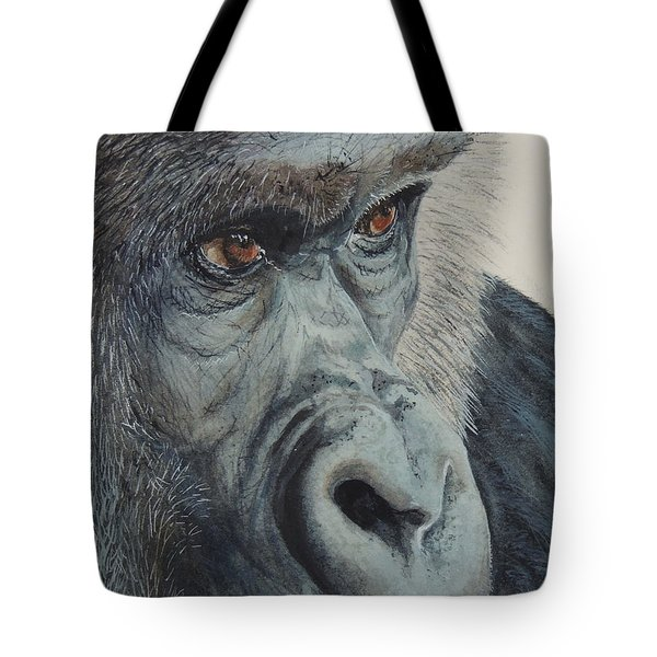 Going Ape...sold  Tote Bag