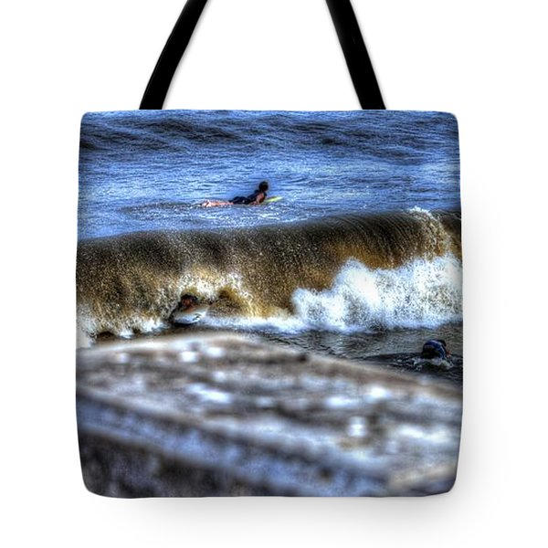 Going Going Gone Tote Bag