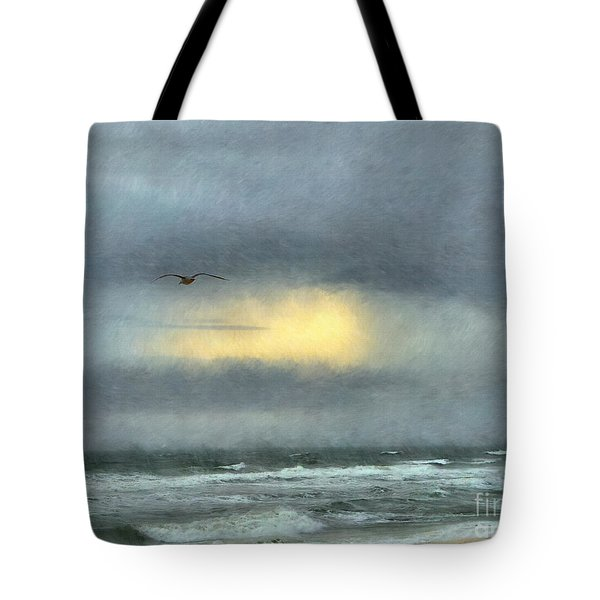 Going Home Tote Bag by Jeff Breiman