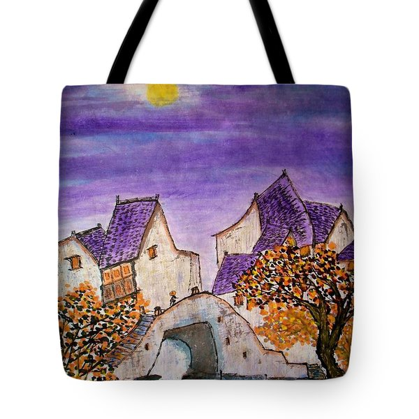 Going Home... Tote Bag