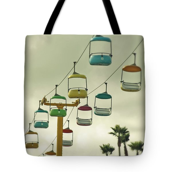 Going Places Tote Bag by Melanie Alexandra Price