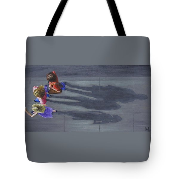 Going Shopping Tote Bag