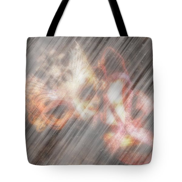 Tote Bag featuring the photograph Going To The Ball by Amanda Eberly-Kudamik