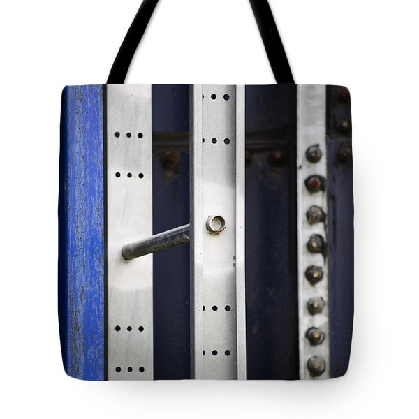 Going Up Tote Bag by Christi Kraft
