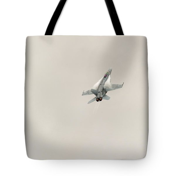 Going Vertical IIi Tote Bag