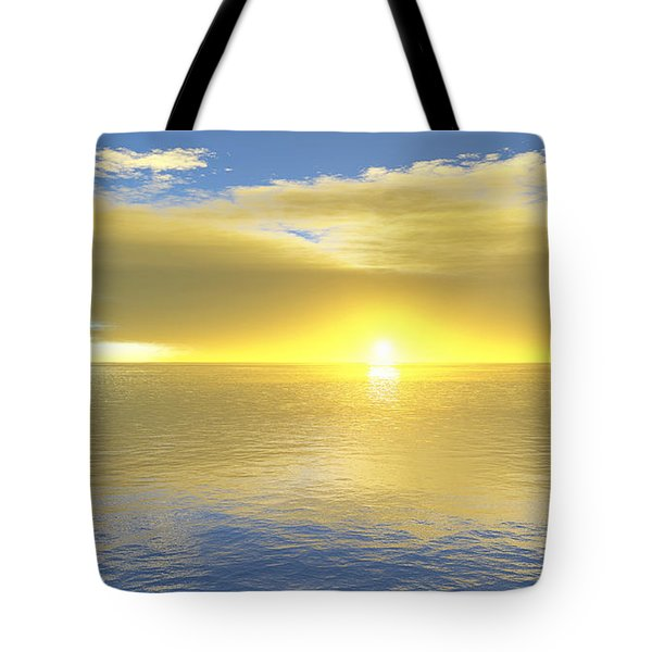 Gold Coast Tote Bag