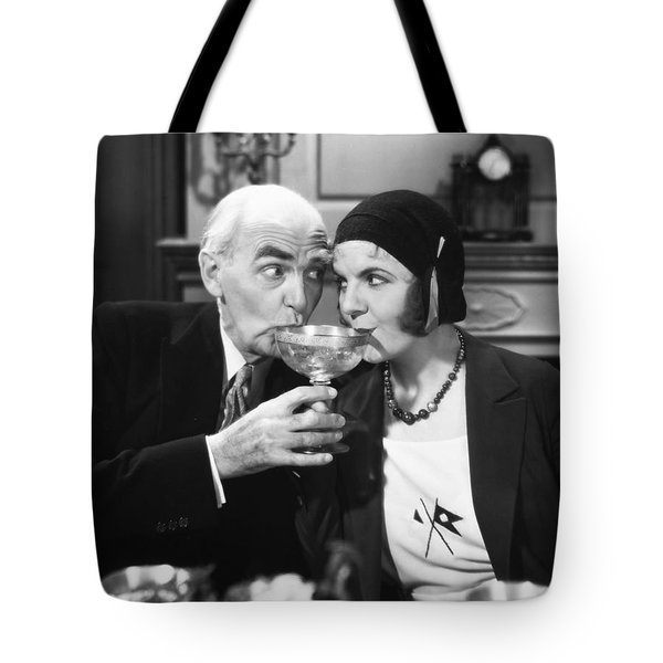 Gold Dust Gertie, 1931 Tote Bag by Granger