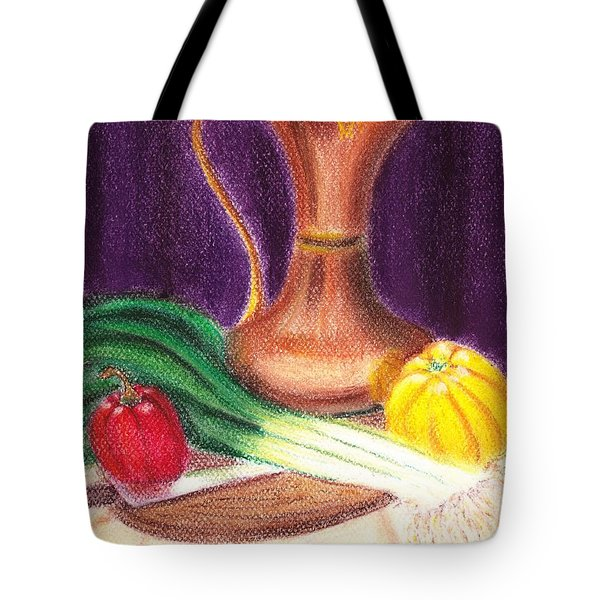 Gold Jug Tote Bag