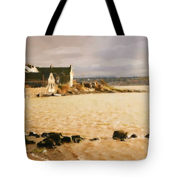 Golden Afternoon Tote Bag