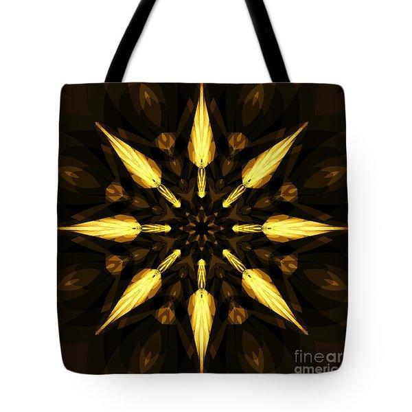 Golden Arrows Tote Bag