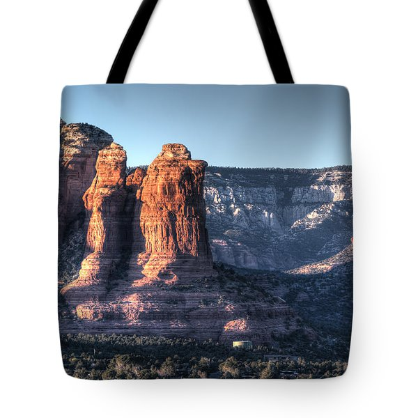 Golden Buttes Tote Bag