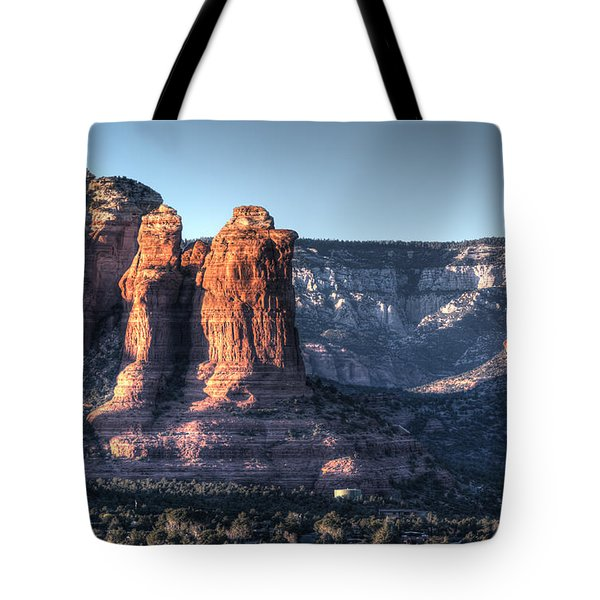 Golden Buttes Tote Bag
