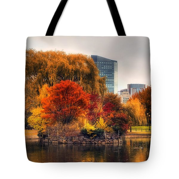 Golden Common Tote Bag by Joann Vitali