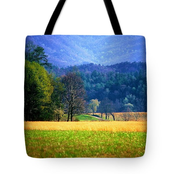 Golden Day Tote Bag