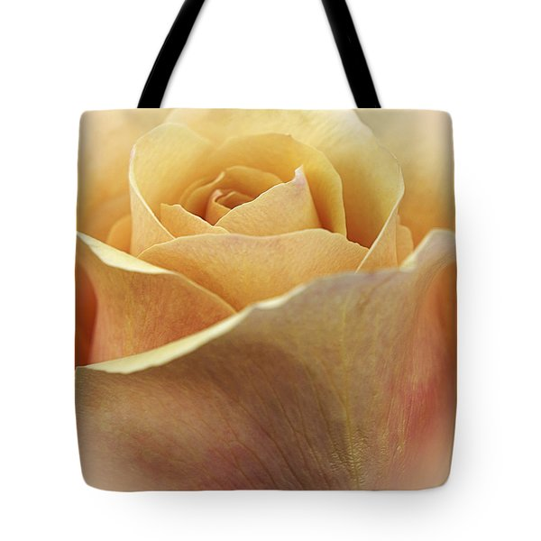 Golden Delicious Tote Bag by Darlene Kwiatkowski