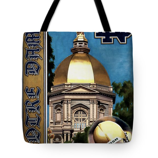 Golden Dome Tote Bag