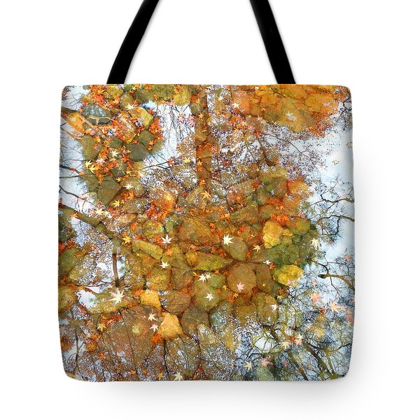 Golden Dreams Tote Bag by Julia Ivanovna Willhite