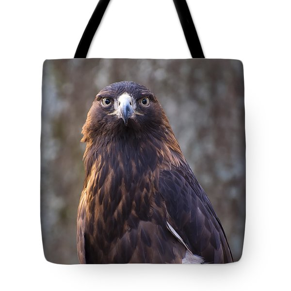 Golden Eagle 4 Tote Bag