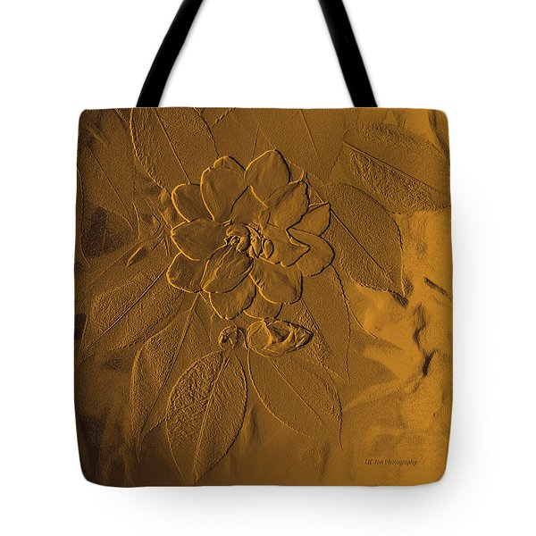 Golden Effulgence Tote Bag