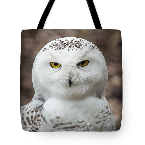 Golden Eye Tote Bag