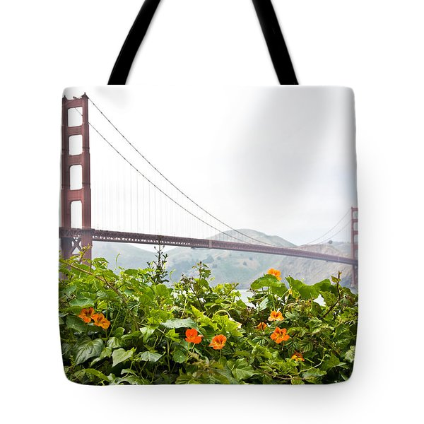 Golden Gate Bridge 2 Tote Bag