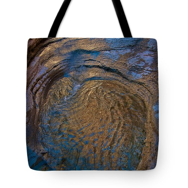 Golden Glamour Tote Bag