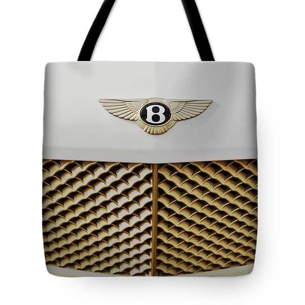 Golden Grill Bentley Tote Bag
