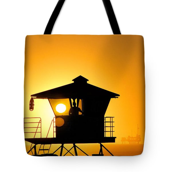 Golden Hour Tote Bag