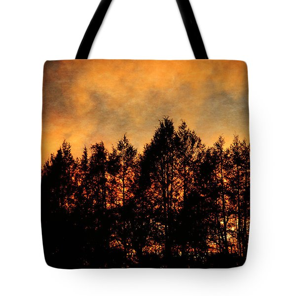 Golden Hours Tote Bag