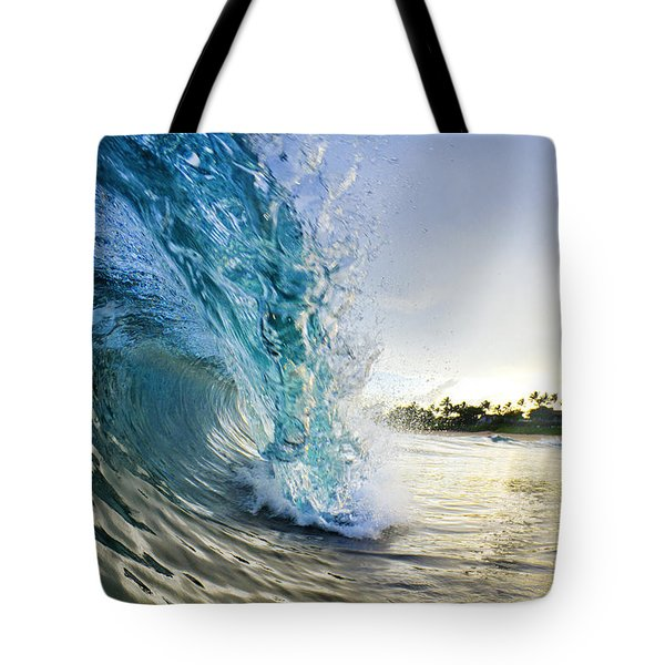 Golden Mile Tote Bag