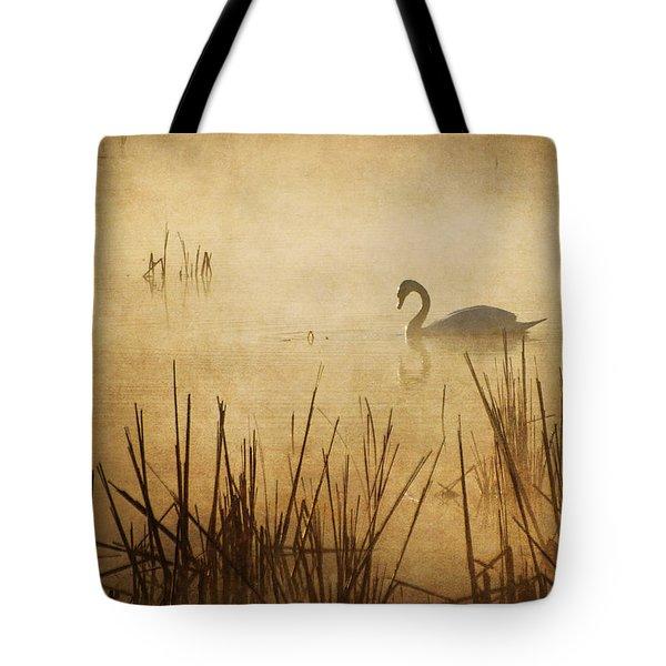 Golden Mist I Tote Bag