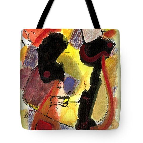 Golden Moon 2 Tote Bag
