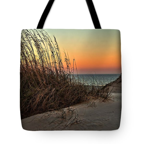 Golden Oats Tote Bag