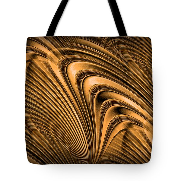 Golden Opportunity Tote Bag by Kristin Elmquist