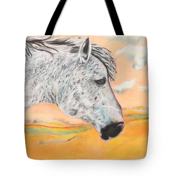 Golden Sky Tote Bag by Jeanne Fischer