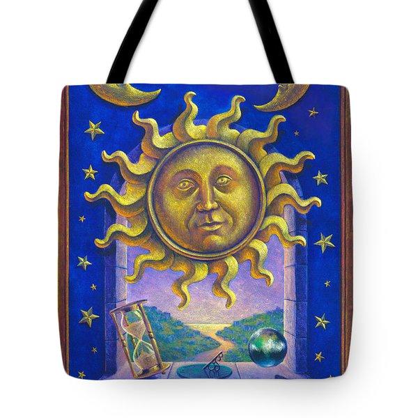 Golden Sun Gw Tote Bag