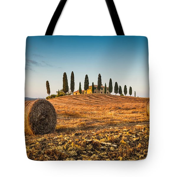 Golden Tuscany 2.0 Tote Bag