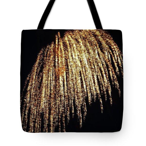 Golden Umbrella Tote Bag by Aimee L Maher Photography and Art Visit ALMGallerydotcom