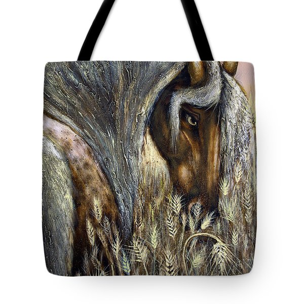 Golden Years Harvest Tote Bag
