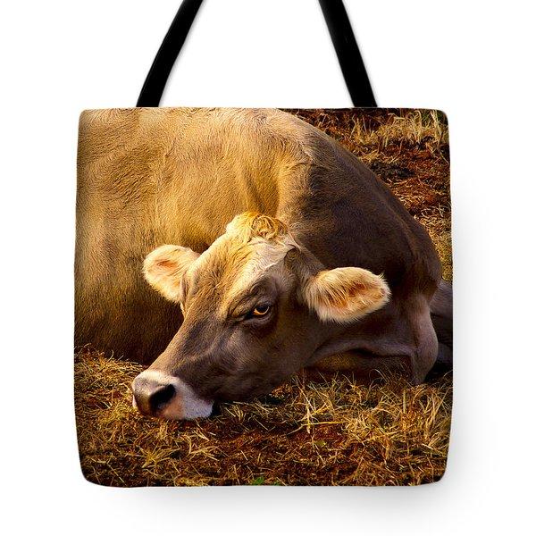 Goldeneye Tote Bag by Robert Geary