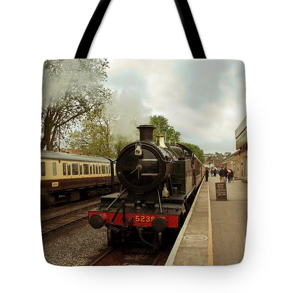 Goliath The Engine And Anna Tote Bag