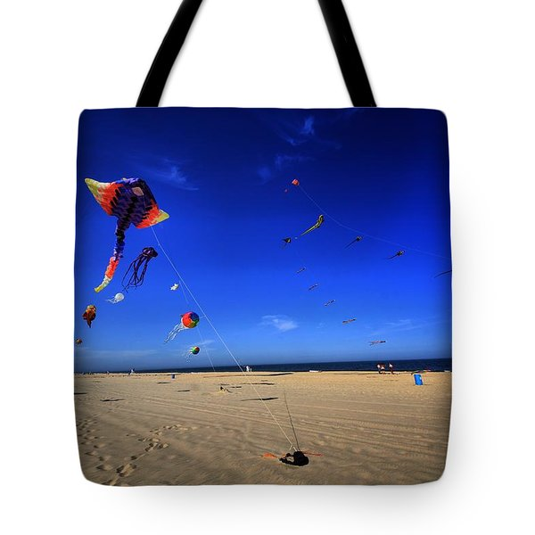 Gone Flyin Tote Bag