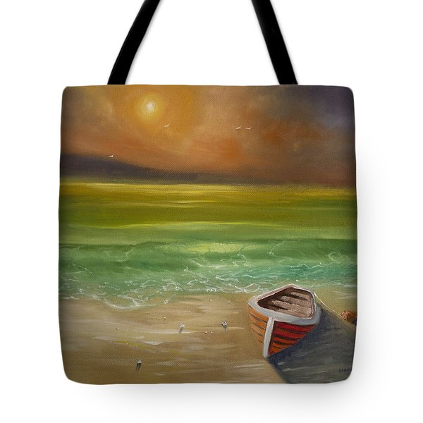 Gone For The Weekend Tote Bag