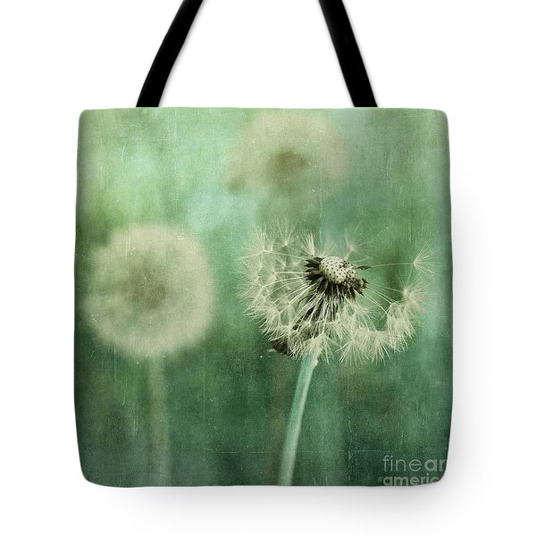 Gone Tote Bag by Priska Wettstein