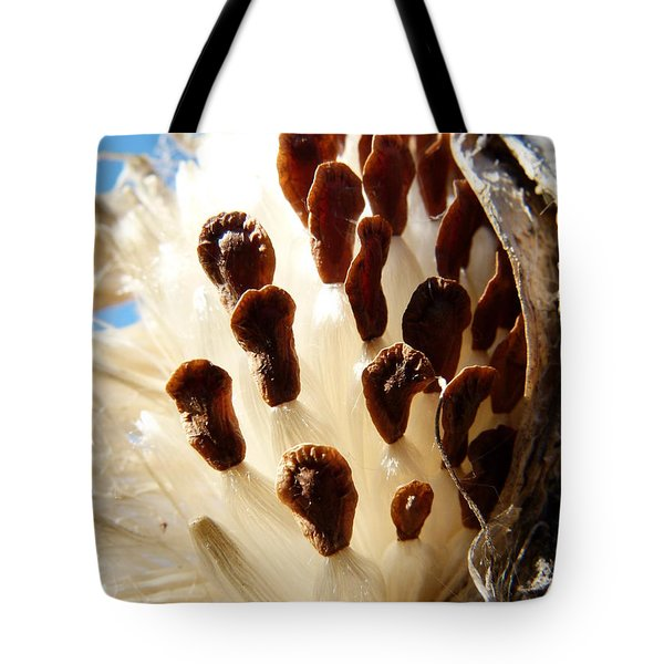 Gone To Seed Tote Bag by Jane Ford