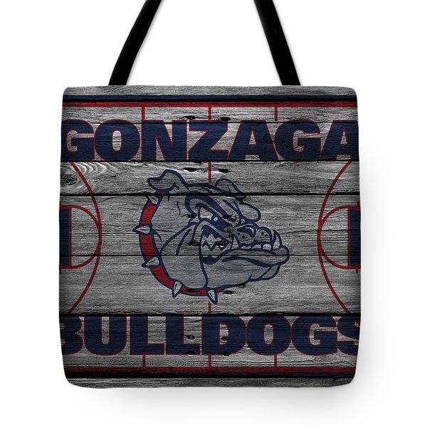 Gonzaga Bulldogs Tote Bag