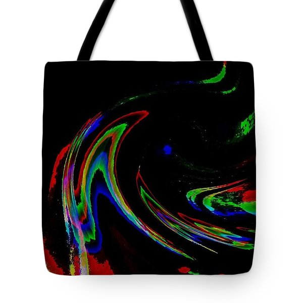 Tote Bag featuring the photograph Good Feelings by Mike Breau